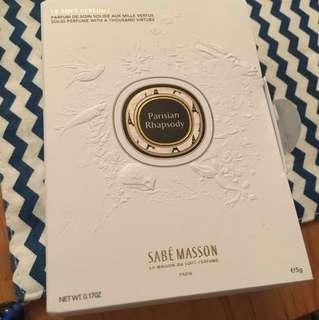 Sabe Masson Parisian rhapsody Perfume 香水膏,diptyque, jo malone