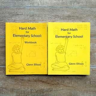 Hard Math for Elementary School