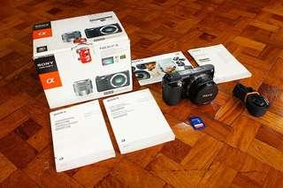 Sony NEX-F3 | 28mm 2.8 Meike | 16mp with video