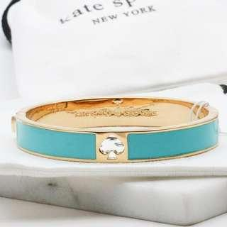 Katespade classic bangle bracelet