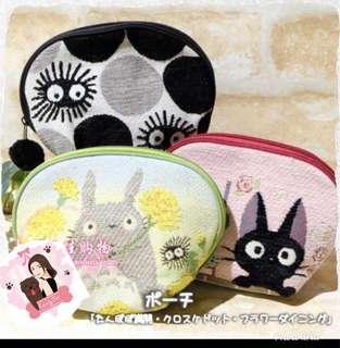 龍貓化妝袋