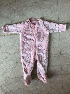 Fleece Sleepsuits