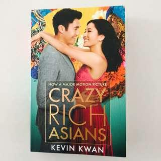New! Crazy Rich Asians