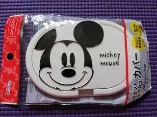 Mickey mouse wet wipes cover