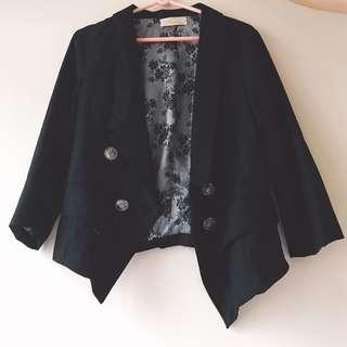 黑色外套🧥