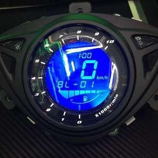 Yamaha mio sporty/ amore digital gauge / speedometer