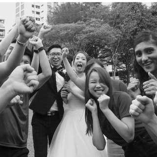 Budget Wedding Videographer Photographer Freelance
