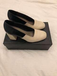 Zomp Leather Heels