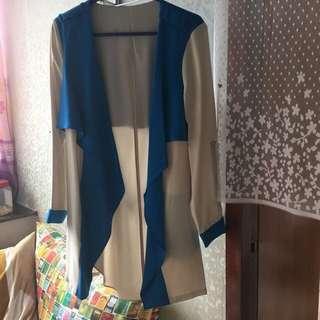 韓國秋季風衣全新
