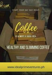 IDEAL HEALTHY BROWN COFFEE