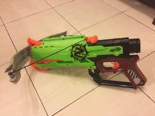 Nerf X-bow