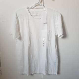 Uniqlo white shirt
