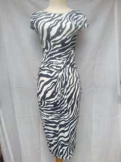 🌸 Dorothy Perkins Zebra Dress 🌸