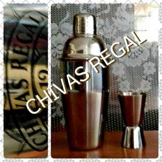 CHIVAS REGAL Shaker+ Measuring Cup