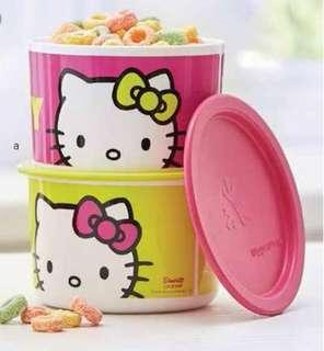 Hello kitty canister