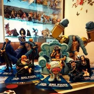 Bandai one piece 20th zero figuarts