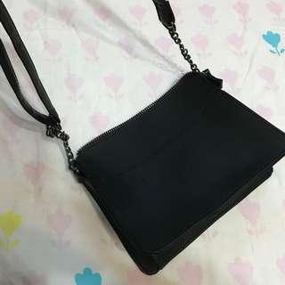 UK Primark black shoulder bag