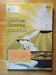SHS Book: Exploring Literature and Grammar (Reading and Writing Skills)