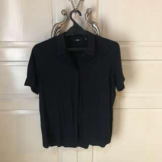UNIQLO Navy Shirt