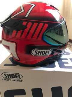 SHOEI Z7 Marquez
