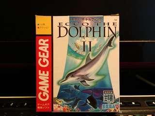 Game Gear - Ecco the Dolphin II
