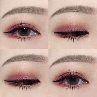MiSSHA modern eyeshadow glitter #GRD01 Dali Ruby