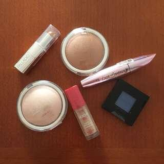 CLEARANCE SALE Highlighter, Bronzer, Concealer, Mascara, Eyeshadow