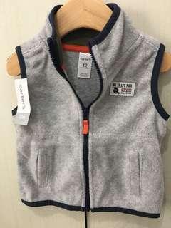 Carter's vest  ( 12 mos.)