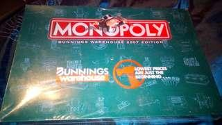 Monopoly Bunnings warehouse 2007 limited edition