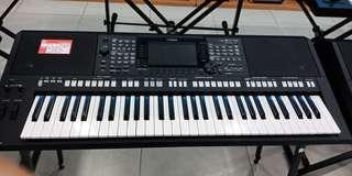 Yamaha Keyboard PSR S 775 +adaptor kredit jakarta18