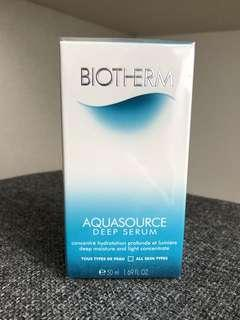 Biotherm Aquasource Deep Serum Face