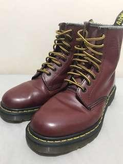 Dr. Martens 1460 Cherry Red (US 8)