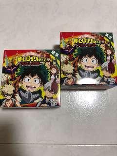 Boku No Hero Tokyo Biscuits Free Badge Random! Toho