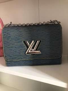 (REDUCED) LV Twist PM Epi Leather