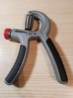手握力 指力訓練器 adjustable spring grip 可調校