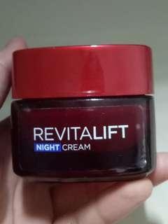 Loreal RevitaLift Anti-Aging Night Cream