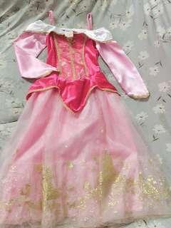 aurora dress costume