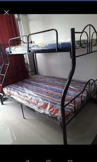 Bed double deck rtype