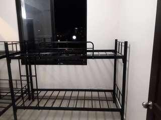 Bed double deck tubing sale