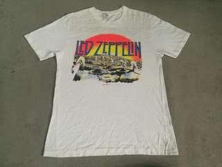 Vintage 1984 LED ZEPPELIN band t-shirt