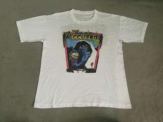Vintage 1990 THE ACCÜSED band t-shirt