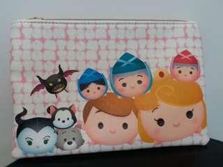 Disney Tsum Tsum 多用途袋 化妝袋 收納袋 文具袋 雜物袋