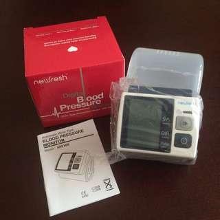 Newfresh™ Digital Blood Pressure Monitor (Wrist)