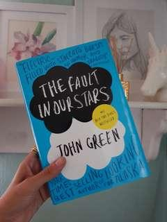 YA Book: The Fault in Our Stars (Hardbound)