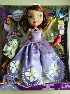 Talking Sofia the First and Animal Friends #TOYS50