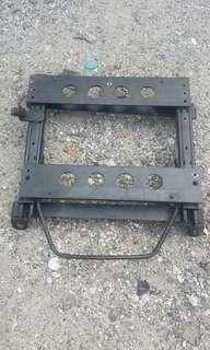 Honda railing recaro
