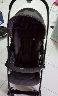 Aprica Karoon Lightweight 3.6kg Stroller