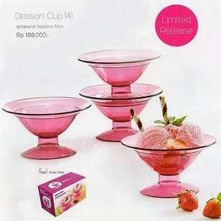 Tupperware Dessert Cup