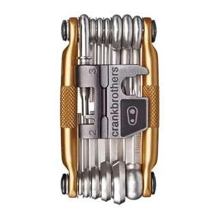 Crank Brothers M19 Multi Tool Gold