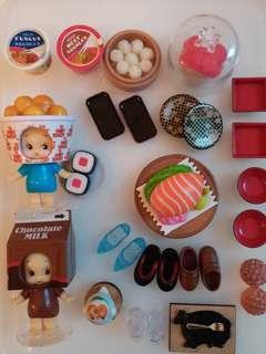 本土文化食物 公仔 食物 模型 散件 (全部)